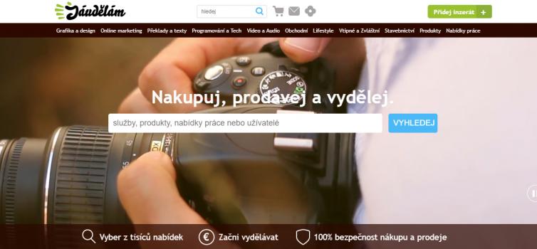 Jaudelam.cz ve zkratce – Práce, brigáda na doma, služby, služby online